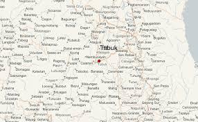 tabuk map map of tabuk