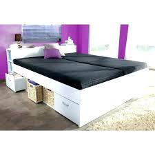 canap convertible tiroir banquette lit 1 personne tiroir avec rangement plate forme 2