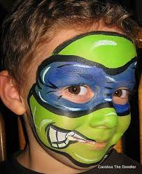 Tattoos Ideas For Kids 30 Cool Face Painting Ideas For Kids Face Paintings Turtle And Face