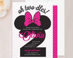 minnie mouse birthday minnie mouse birthday invitations cloveranddot