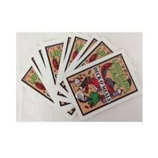 louisiana cajun deck o meals cards roux royale