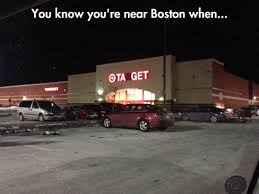 Boston Accent Memes - pawk the caw at the pawking lot the meta picture