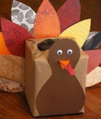 how to make a turkey out of a pine cone scrap paper turkey box turkey craft scrap and box