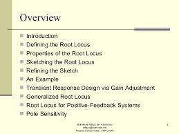 chapter 8 root locus techniques
