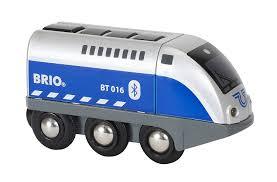 amazon com brio app enabled train toys u0026 games