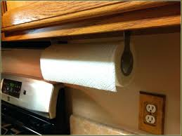 under cabinet paper towel holder target under the cabinet paper towel holder target ballard mount wooden