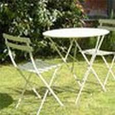 green metal outdoor table french garden chair willow green metal garden furniture