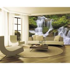 1 wall forest waterfall mural photo 3 15 x 2 32m w4p waterfall 001 1 wall forest waterfall mural photo giant poster 3 15 x 2 32m
