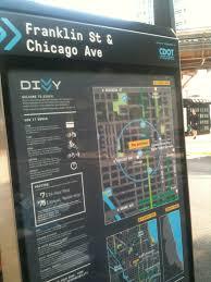 divvy chicago map divvy chicago s bike program divides and shares