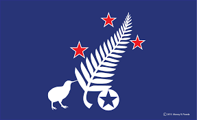 Nee Zealand Flag New Dimension New Flag Designs For New Zealand