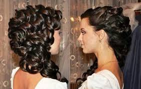 hair goddess goddess bridal hairstyles for women medium hair