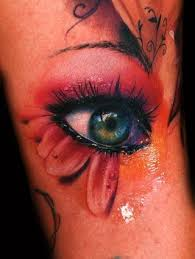 realistic eye tattoos watch over the world tattoo articles