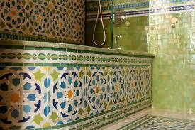 moroccan bathroom ideas moroccan bathrooms mediterranean bathroom york by lo