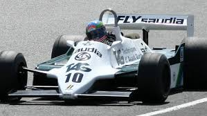 car suspension williams once took all the suspension off its car as a test it