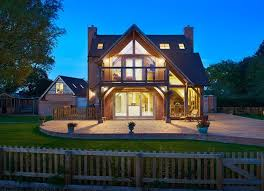 build a house self build weatherboard houses uk search back of house