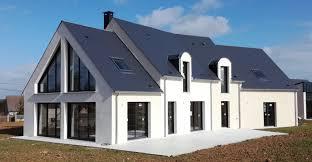 Maison Entre Artisanat Et Modernisme Construction Maison Individuelle Contemporaine à Tours Faubourg 70