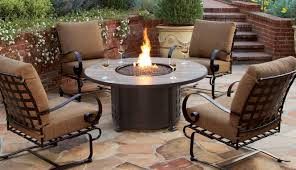 Oriflamme Fire Tables Collections Classico Seating Pacific Patio Furniture