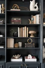 best 25 black bookcase ideas on pinterest bookcases decorating