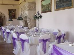 purple wedding centerpieces purple and silver wedding decorations best of purple wedding