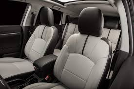 mitsubishi sport interior 2013 mitsubishi outlander sport limited edition interior