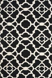 add sophistication and interest with black and white rugs u2013 burke