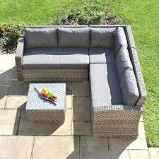 canape angle exterieur canape d angle exterieur resine 9 avec salon jardin tresse asnieres
