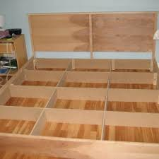 Build Platform Bed Frame Queen by Bed U0026 Bath Tips On Build Your Own Platform Bed Plans U2014 Fotocielo