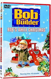 amazon bob builder bob u0027s white christmas bob
