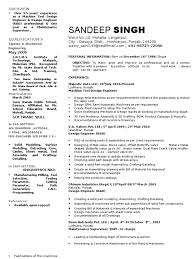 copy of sandeep resume 1 numerical control production and