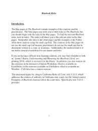 lexisnexis vi code bluebook examples 19th ed case citation politics