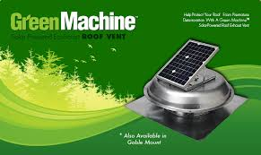 gaf masterflow solar powered exhaust vent