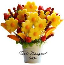 fruit bouquet ideas how to make a do it yourself edible fruit arrangement edible