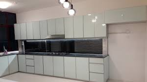 fully aluminium kitchen cabinet installation 4 hours 16