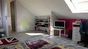 Lit Sous Pente De Toit by Chambre Sous Toit Ancienne Maison Dans La Rgion Parisienne