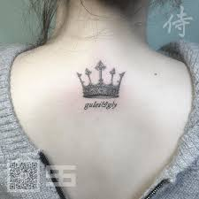 crown tattoos king and queen crown tattoos with meaning