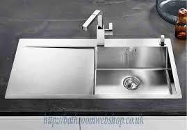 Kitchen Sink Pop Up Waste Lantos Stainless Steel Kitchen Sinks Blanco Lantos 6s If Stainless