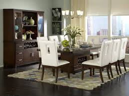 dining room rug size white floating tv console gorgeous round