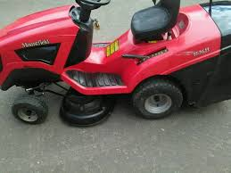 Mountfield Ride Lawnmower Sit On Mower In Perth Perth And