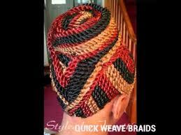 braided quick weave hairstyles quick weave braids bonded braids glue on braids youtube