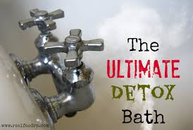 the ultimate sweat it out detox bath