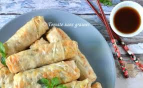 cuisine chinoise nems recettes de nems et de cuisine asiatique