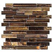 floor and decor com twilight in aspen linear glass mosaic flooranddecor com might