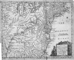 Map Of Plantations Near New Orleans by 1750 To 1754 Pennsylvania Maps