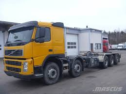 volvo truck sleeper cabs used volvo fh 480 10x4 cab u0026 chassis year 2008 price 77 900 for