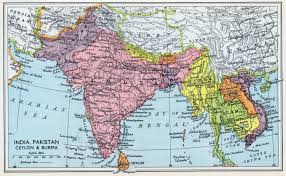 Map Of India And Pakistan by Map Of India Pakistan Ceylon And Burma Photo Shared By Daren4