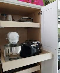 Kitchen Appliance Storage Ideas Best 20 Transitional Coffee Makers Ideas On Pinterest