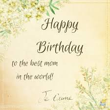 birthday wishes for mother pictures images graphics for facebook