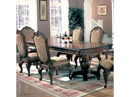 coaster dining room dining table 100131 royal furniture and coaster dining table 100131