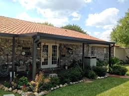 aluminum patio cover and walkway cover in houston tx a 1