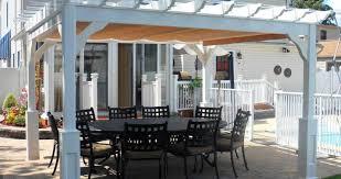Solid Roof Pergola Kits by Pergola Free Standing Pergola Enrapture Free Standing Pergola